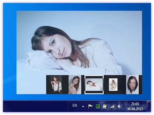 Hinook Desktop Photo Frame